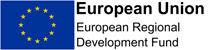 ERDF logo with black text