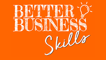 Better Business Skills logo - fully funded skills programme for you and your team.